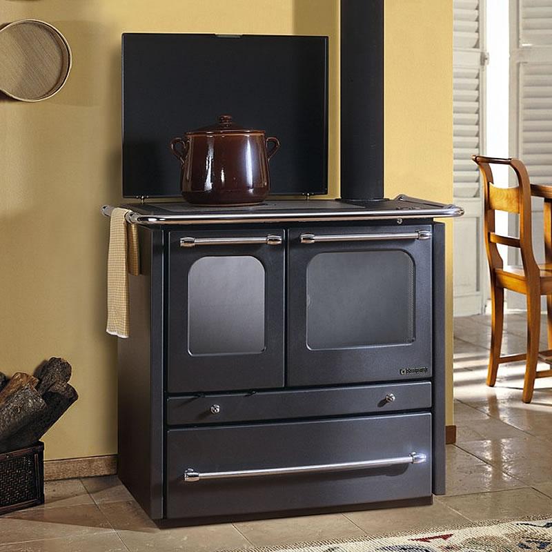 Hillandale Sovrana Woodburning Boiler Cooker