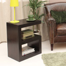 Kudos 'G' Lamp Table with Magazine Rack