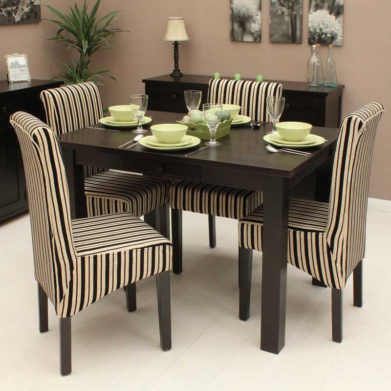 Dining table 4 seater dining table designs for Dining room table 4 seater