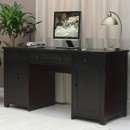 Kudos Twin Pedestal Computer Desk