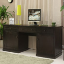 Kudos Hidden Office Twin Pedestal Computer Desk
