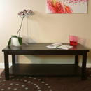 Kudos Large Coffee Table with Shelf