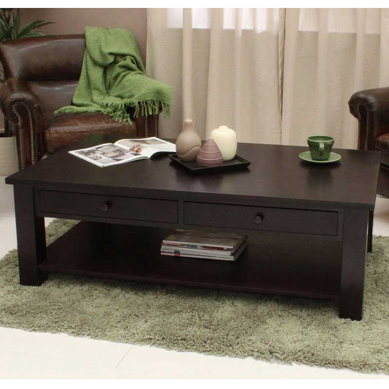 Kudos Four Drawer Coffee Table