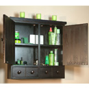 Kudos Wall Mounted Bathroom Cabinet (Large)