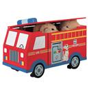 Transport Fire Engine Trunk On Wheels
