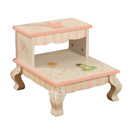 Princess and Frog Step Stool