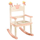 Princess and Frog Rocking Chair