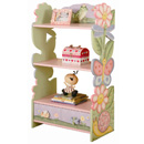 Magic Garden Bookcase with Drawer