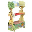 Sunny Safari Bookcase