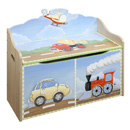 Transport Toy Chest