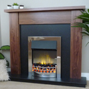 Delta Corwen Electric Fireplace Suite