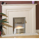 Delta Halewood Electric Fireplace Suite