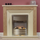 Delta Llay Electric Fireplace Suite