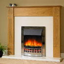 Delta Bullseye Electric Fireplace Suite
