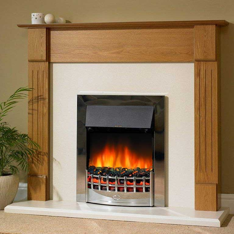 Delta Backford Electric Fireplace Suite
