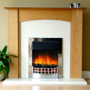 Delta Glynn Electric Fireplace Suite