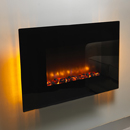 Orial Robina Flat Hang on the Wall Electric Fire