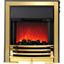 Orial Idaho LED Electric Fire