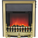 Orial Deltona LED Electric Fire