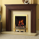 Garland Darlot Gas Fireplace Suite
