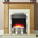 Garland Carolina Electric Fireplace Package