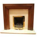 Garland Kentucky Wooden Fireplace Surround