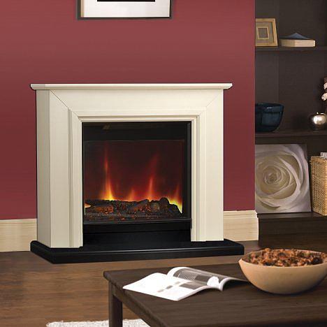 Costa Berkely Electric Fireplace Suite