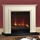 Costa Berkely Electric Fireplace Suite