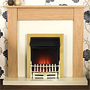 Costa Corran Electric Fireplace Suite