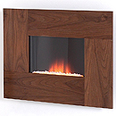 Costa Epic Walnut Electric Fire