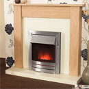 Costa Ramsey Electric Fireplace Suite