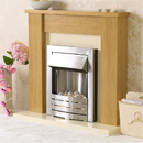 Costa Swinford Electric Fireplace Suite