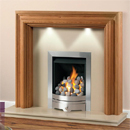 Formosa Paisley Solid Oak Surround